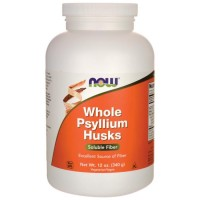 Now Whole Psyllium Husks 340 g