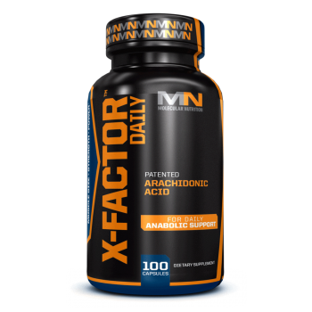 Molecular Nutrition X-Factor Daily 100 caps