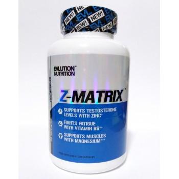Evlution Nutrition Z-Matrix 120 caps