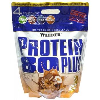 Weider Protein 80 Plus 300g (20 mostre)