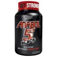 Nutrex Anabol 5 Black 120 caps