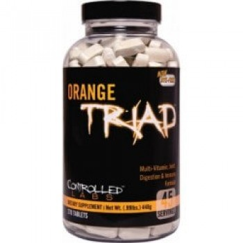 Controlled Labs Orange Triad 45 serviri