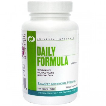 Universal Daily Formula 100 tablete