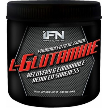 iForce L-Glutamine 500 g
