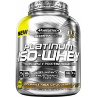 Muscletech Platinum Iso-Whey 1,5kg