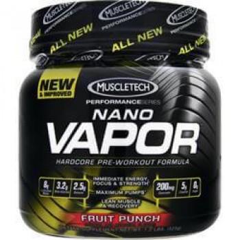 Muscletech Nano Vapor NEW 40 serviri
