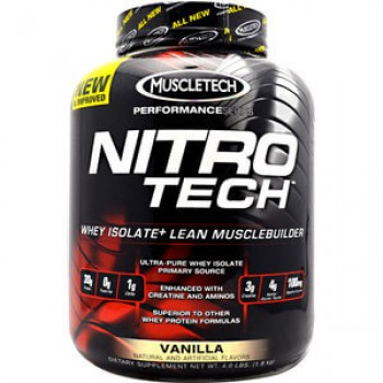Muscletech Nitro Tech NEW 1,8kg