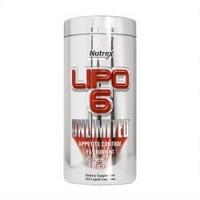 Nutrex Lipo 6 Unlimited 120 capsule