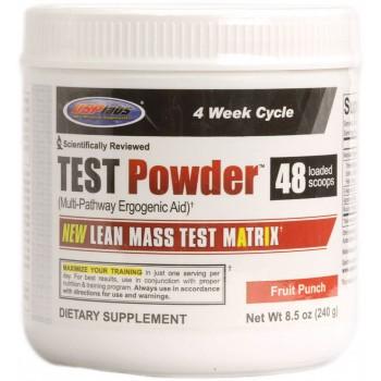 USP Labs Test Powder 240 g
