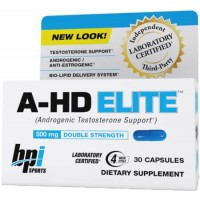 Bpi A-HD Elite 30 caps
