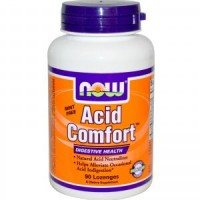 Now Acid Comfort 90 lozenges