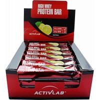Activlab High Whey Protein 80gx24 Batoane