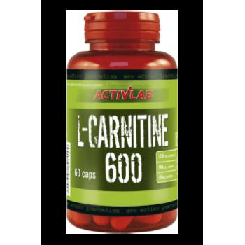 Activlab L-Carnitine 600 60 caps
