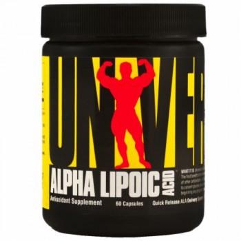 Universal Alpha Lipoic Acid 60 caps