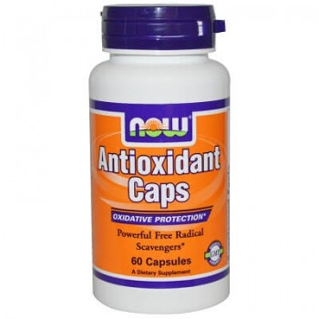 Now Super Antioxidants 60 veg caps