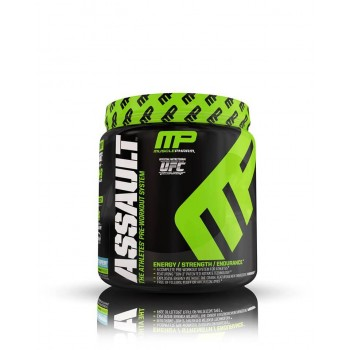 MusclePharm Assault New 20 serv