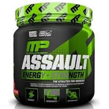 MusclePharm Assault Energy + Strenght 30 serv