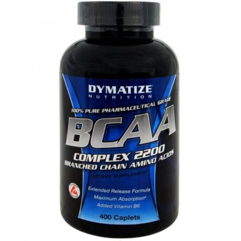Dymatize BCAA Complex 2200  400 caps
