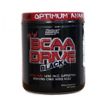 Nutrex BCAA Drive Black 200 tabs