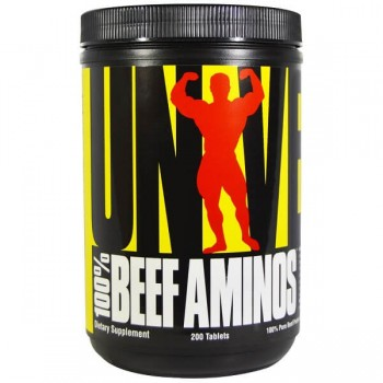 Universal Beef Amino 200 tab
