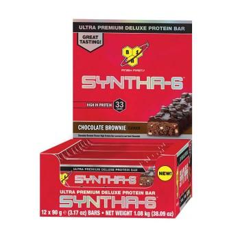 BSN Syntha-6 Protein Bar 12 bc