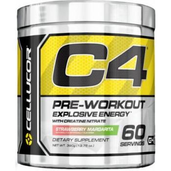 Cellucor C4 Explosive Energy 60 serviri