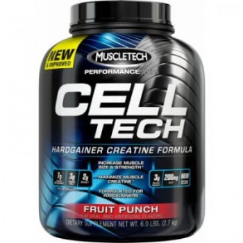 Muscletech Cell Tech 2,7 kg