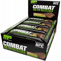 MusclePharm Combat Crunch Bars 12 batoane