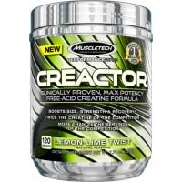 Muscletech Creactor 120 serv