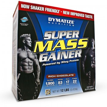 Dymatize Super Mass Gainer 5,4 kg