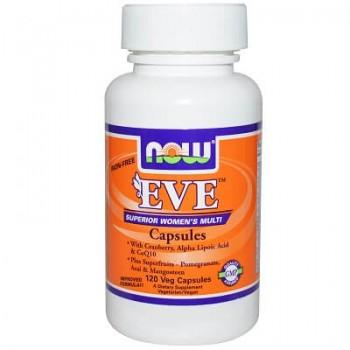 Now Eve 120 veg caps