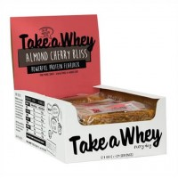 Take a Whey Protein Flapjack 12bc