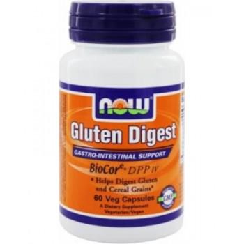 Now Gluten Digest 60 veg caps