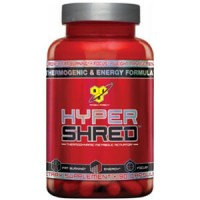 BSN Hyper Shred 100 caps