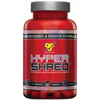 Hyper Shred BSN 90 capsule