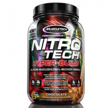 Muscletech Nitro Tech Hyper Build 998g