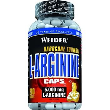 Weider L-Arginine 200 caps