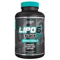 Nutrex Lipo 6 Black Hers 120 capsule