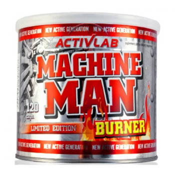 ActivLab Machine Man Burner 120 caps