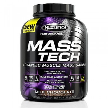 Muscletech Mass Tech NEW 3,2 kg