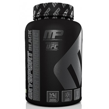 MusclePharm OxySport Black 90 caps
