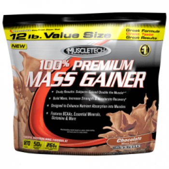 Muscletech 100% Premium Mass Gainer 5,4 kg