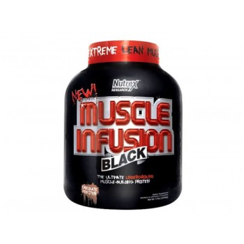 Nutrex Muscle Infusion Black 2.2 kg