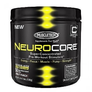 Muscletech Neurocore 50 serviri