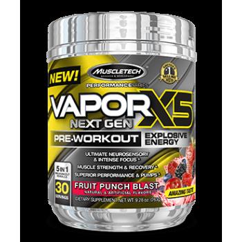 Muscletech Vapor X5 Next Gen Pre -Workout 30 serv