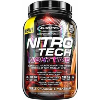 Muscletech Nitro Tech Nighttime 900 g