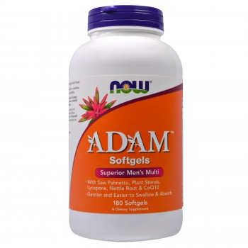 Now ADAM 180 softgel