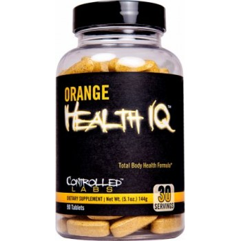 Controlled Labs Orange Health IQ 90 tab