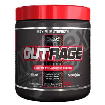 Nutrex Outrage 30 serv