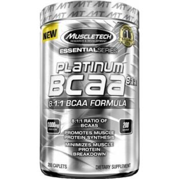 Muscletech Platinum BCAA 8:1:1 200 tabs